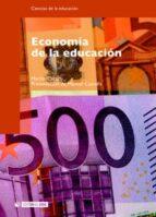 economia de la educacion-martin carnoy-9788497885355