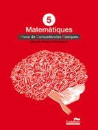matemàtiques 5è. prova de competències bàsiques-9788498049855