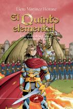 el quinto elemental: libro tercero de las cronicas de arendar de tyrion-elena martinez herranz-9788498400755