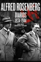 alfred rosenberg: diarios 1934 1944 jurgen matthaus frank bajohr 9788498928655