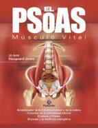 el psoas: musculo vital-jo ann staugaard-jones-9788499105055
