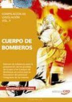 COMPILACION DE LEGISLACION PARA LOS CUERPOS DE BOMBEROS VOL. II.