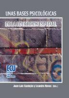 unas bases psicológicas de la educación especial (ebook) juan luis castejon 9788499482255