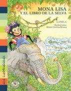 mona lisa y el libro de la selva (ebook)-9789500746755
