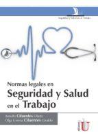 normas legales en seguridad y salud en el trabajo (ebook)-arnulfo cifuentes olarte-olga lorena cifuentes giraldo-9789587624755