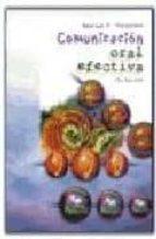 comunicacion oral efectiva (11ª ed.)-rudolph verderber-9789706860255