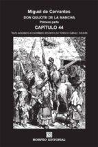 don quijote de la mancha. primera parte. capítulo 44 (texto adaptado al castellano moderno por antonio gálvez alcaide) (ebook)-antonio galvez alcaide-miguel de cervantes-cdlap00002655