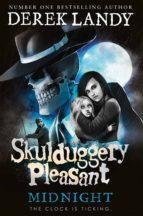midnight (kulduggery pleasant, book 11) derek landy 9780008284565