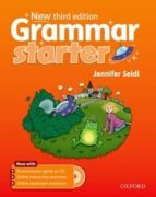 grammar starter student book + audio cd pack-9780194430265