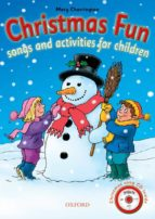 christmas fun¡ songs and actvities for children (incluye cd)-mary charrington-9780194546065