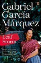 leaf storm gabriel garcia marquez 9780241968765