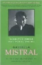 selected prose and prose poems gabriela mistral 9780292752665