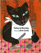 today is monday eric carle 9780399219665