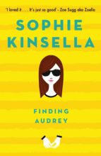 finding audrey sophie kinsella 9780552573665