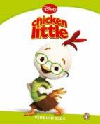 penguin kids 4 chicken little reader-9781408288665