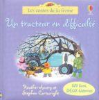 TRACTEUR EN DIFFICULTE/CHATON