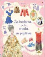 historia de la moda pegatinas 9781409543565