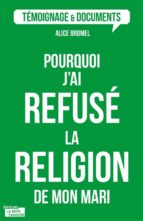 pourquoi j'ai refusé la religion de mon mari ? (ebook)-9782390090465