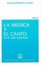 la musica y el canto en la vida espiritual-omraam mikhael aivanhov-9782855667065