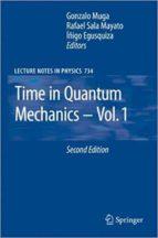 time in quantum mechanics 9783642092565