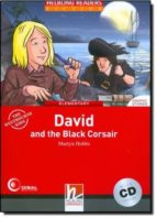 david and the black corsair+cd 9783852723365