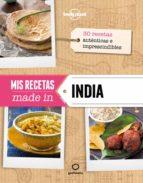 mis recetas made in india 9788408132165