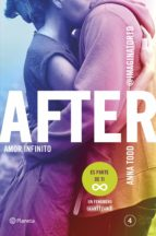 after. amor infinito (serie after 4) anna todd 9788408138365