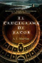 el crucigrama de jacob a. l. martin 9788408152965