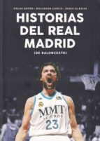 historias del real madrid-9788415448365