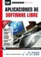 aplicaciones de software libre david rodriguez de sepulveda 9788415457565