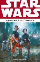 clasicos star wars omnibus: primeras victorias-9788415921165
