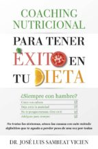 coaching nutricional jose luis sambeat vicien 9788416002665