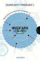 inventario de inventos (inventados)-eduardo berti-9788416542765