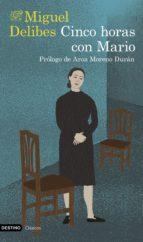 cinco horas con mario (ebook)-miguel delibes-9788423328765