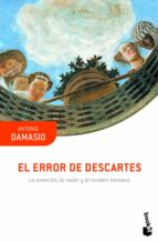 el error de descartes-antonio damasio-9788423346165