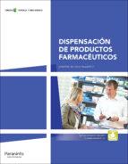dispensacion de productos farmaceuticos cristina moreno valderrey 9788428334365