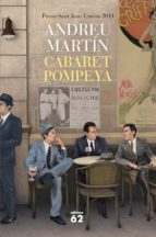 cabaret pompeya andreu martin 9788429768565