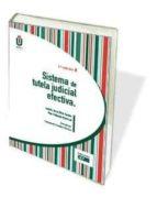 sistema de tutela judicial efectiva (3ª ed.) andres de la oliva santos 9788445434765