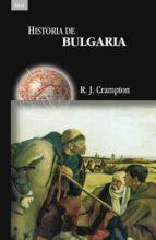 historia de bulgaria-r.j. crampton-9788446025665