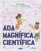 ada magnífica, científica-andrea beaty-david roberts-9788448849665