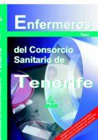 enfermeros del consorcio sanitario de tenerife. test-9788466516365