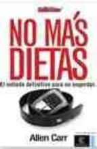 no mas dietas-allen carr-9788467023565
