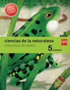 ciencias naturales integrado savia 5º educacion primaria ed 2014-9788467574265