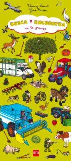 El libro de Busca y encuentra en la granja autor YANN COUVIN PDF!