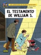 blake y mortimer 24: el testamento de william s.-yves sente-andre juillard-9788467925265