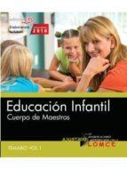 cuerpo de maestros. educación infantil. temario. vol.i-9788468167565
