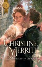 dos errores y un acierto (ebook)-christine merrill-9788468726465