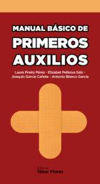 manual básico de primeros auxilios-laura prieto perez-9788473605465