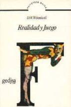 realidad y juego (2ª edicion)-donald woods winnicott-9788474320565