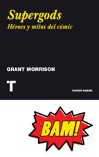 supergods-grant morrison-9788475067865